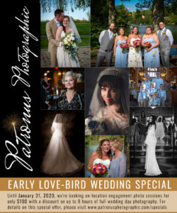 Early Love Bird Specials